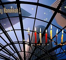 Happy Hanukkah ! by JudyBJ