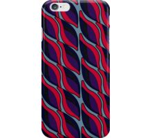 Red and PurpleShells iPhone Case/Skin