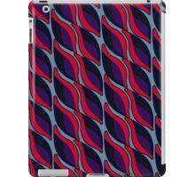 Red and PurpleShells iPad Case/Skin