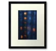 Multilevel Framed Print