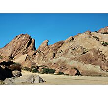 Vasquez Rocks Supplemental View Photographic Print
