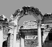 The Archway of Ephesus by kimie