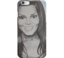 Janet Jackson iPhone Case/Skin