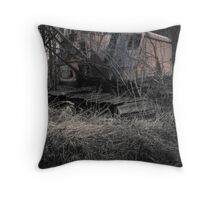 'From USSR with Love' Throw Pillow