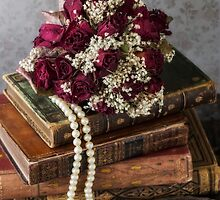 bridal bouquet by Joana Kruse