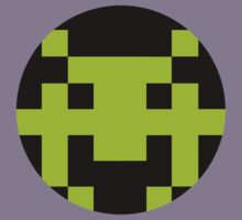 Pixel Space Invaders Kids Clothes