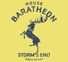 HOUSE BARATHEON Kids Clothes