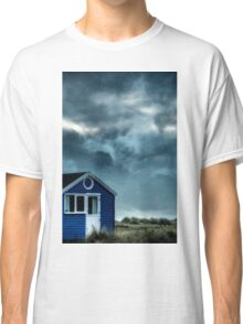 beach hut Classic T-Shirt