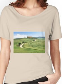 Tuscany Women's Relaxed Fit T-Shirt