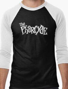 The Pharcyde White Men's Baseball ¾ T-Shirt