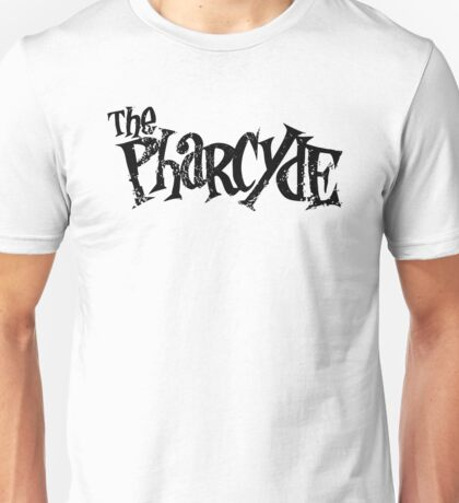 The Pharycide Black Unisex T-Shirt