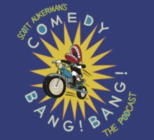 Comedy Bang Bang podcast title by 4dollarshrimp