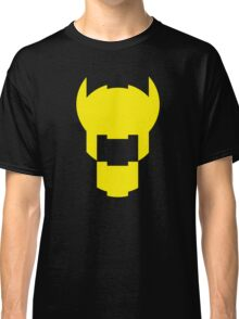 Batman Design Yellow Classic T-Shirt