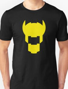 Batman Design Yellow T-Shirt