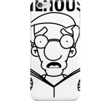 Milhouse Descendents  iPhone Case/Skin