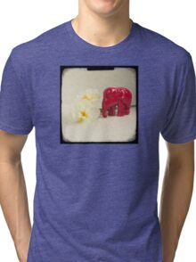 Little elephant Tri-blend T-Shirt
