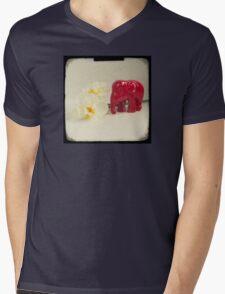 Little elephant Mens V-Neck T-Shirt