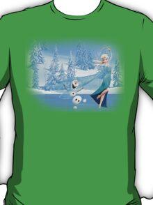 Olaf and Elsa T-Shirt
