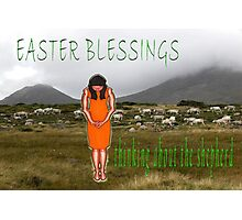 EASTER 40 Photographic Print