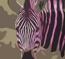 My lovely Zebra by Dea B