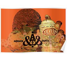 AREOSOL EIGHTS Poster