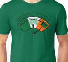 Drunk-o-meter Unisex T-Shirt