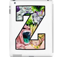 DBZ - Supervillains iPad Case/Skin