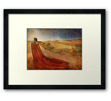 In a Maasai Dream Framed Print