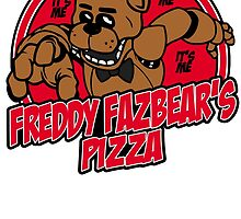 Freddy's pizza by edcarj82