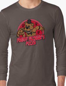 Freddy's pizza Long Sleeve T-Shirt