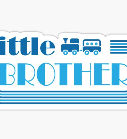 Little brother Sticker