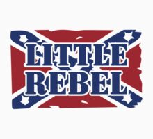 Little rebel Kids Tee