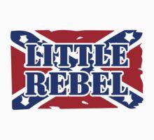 Little rebel Baby Tee