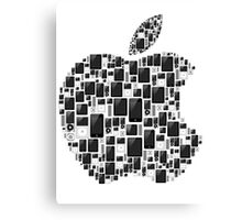 Apple - Ipod, Ipad, Iphone Canvas Print
