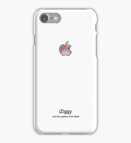 iZiggy and the Spiders from Mars iPhone Case/Skin