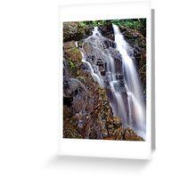 Ton Sai Falls Greeting Card