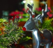 Rudolph by Karen Checca