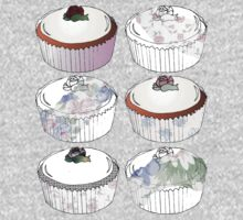 cup cake medley by 123alice1989