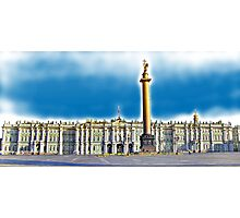 Winter Palace. Saint Petersburg, Russia Photographic Print