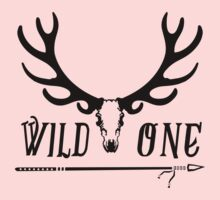 Wild one Kids Clothes