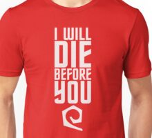 Expendable Red Shirts Unisex T-Shirt