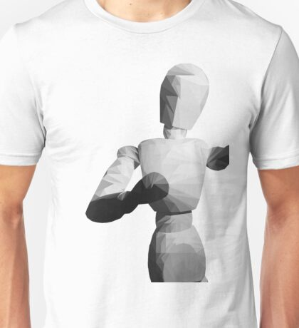 Picking Up The Pieces Unisex T-Shirt