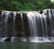 Talofofo Falls by leksele