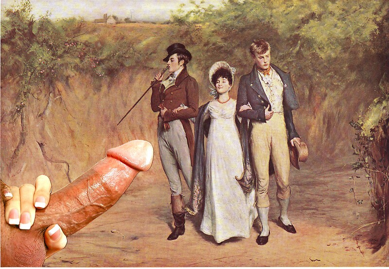 A Penis in the Hand is worth 2 in the Bush. by