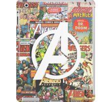 Comic - Avengers iPad Case/Skin