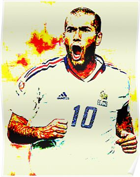 ZIDANE by OTIS PORRITT