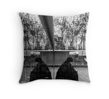 down, but not out (No: 18) Throw Pillow