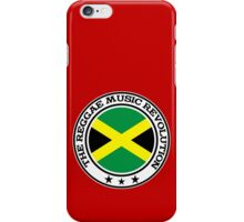 Reggae Revolution iPhone Case/Skin