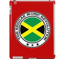 Reggae Revolution iPad Case/Skin
