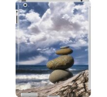 Cairns and Clouds iPad Case/Skin
